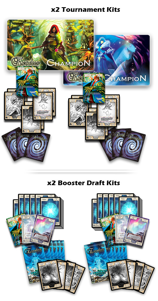 Exodus TCG Tournament Kit