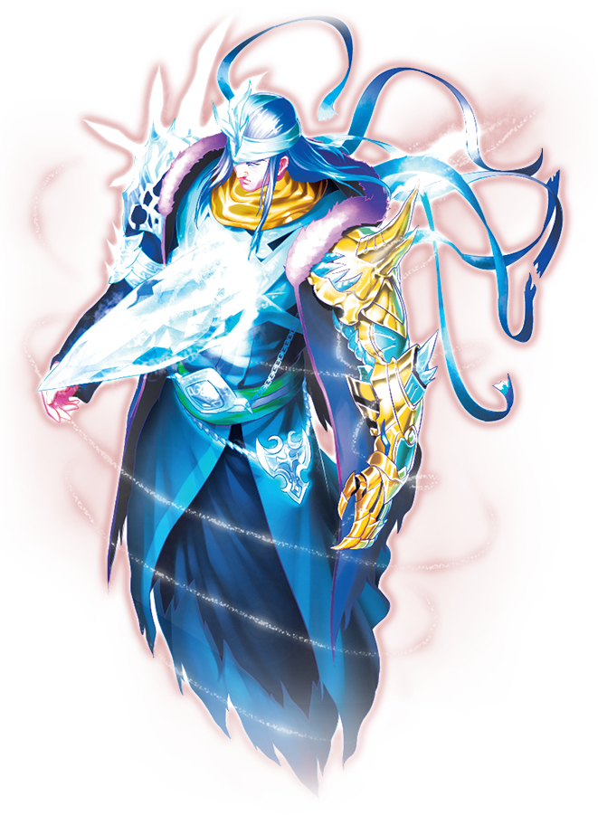 Crystallus, Leader of Shardveil Guild