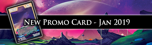 Monthly Promo Card