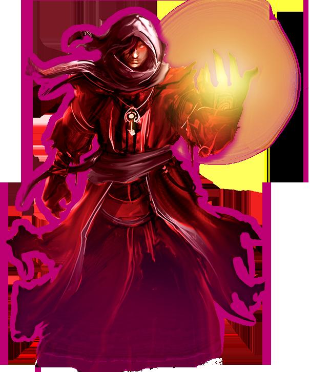 Hal Sinogard - Leader of Dragonis