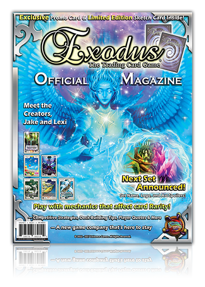Magazine Issue #1